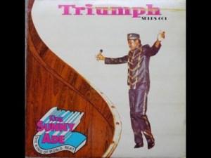 King Sunny Ade - Triumph (Full Album)